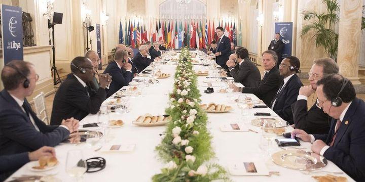 Türkiye Libya konulu konferanstan çekildi