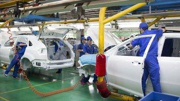 Çin'de sanayi üretimi Ekim'de beklentiyi aştı