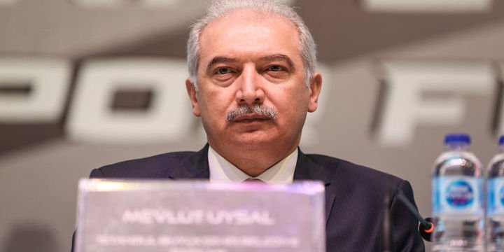 İBB Başkanı Uysal