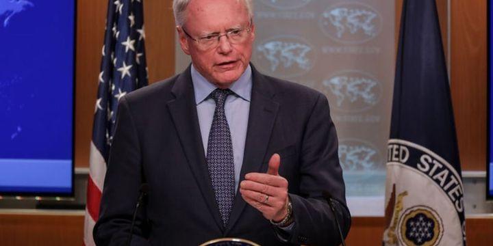 ABD Suriye Özel Temsilcisi Jeffrey
