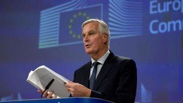 AB/Barnier: (Brexit) Bu anlaşma belirleyici bir adım