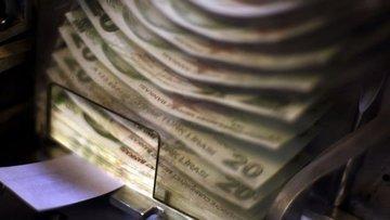 Merkezi yönetim bütçesi 5,4 milyar lira açık verdi