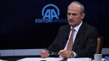 Turhan: Kanal İstanbul'a 10 köprü yapılması planlanıyor