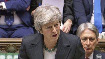 Theresa May istifa getiren Brexit anlaşmasını savundu