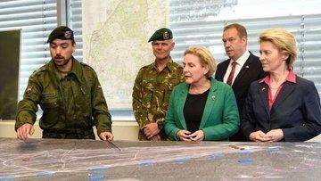 Hollanda Avrupa ordusunu istemediğini belirtti