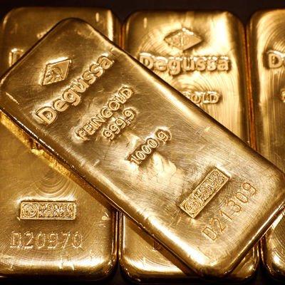 """Altın """"güvenli liman"""" alımları ile haftalık kazanca yöneldi"""