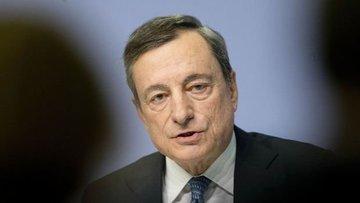 AMB/Draghi: Büyümenin aniden durması için neden yok