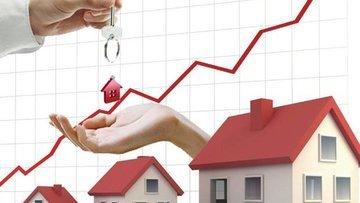 Konut fiyat endeksi Eylül'de yüzde 10.5 arttı