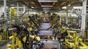 ABD'de sanayi üretimi Ekim'de % 0.1 arttı