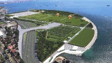 İstanbul'a yeni proje