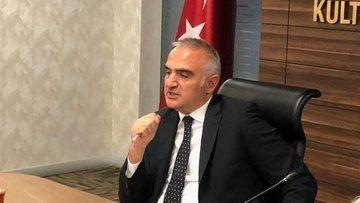 Turizm Bakanı Ersoy: Turizmde büyüme devam edecek