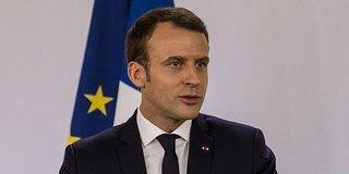 Macron: Avrupa daha güçlü ve daha bağımsız hale gelmeli