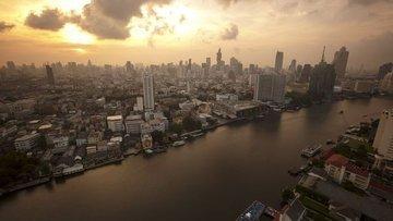 Tayland 3. çeyrekte 2 yılın en zayıf büyümesini kaydetti