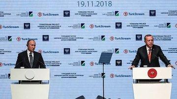 Erdoğan: TürkAkım 2019 testleri sonrası faaliyete hazır o...