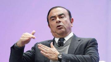 Maaşını düşük göstermekle suçlanan Nissan'ın Üst Yönetici...