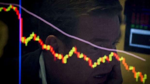 Kripto paralarla ilişkili şirketler sert düştü