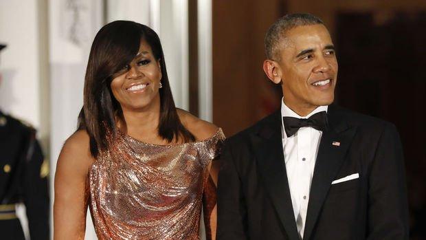 Obama çiftinin serveti 135 milyon doları aştı