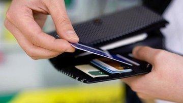 Cüzdanlarda ortalama 2,2 kredi kartı bulunuyor