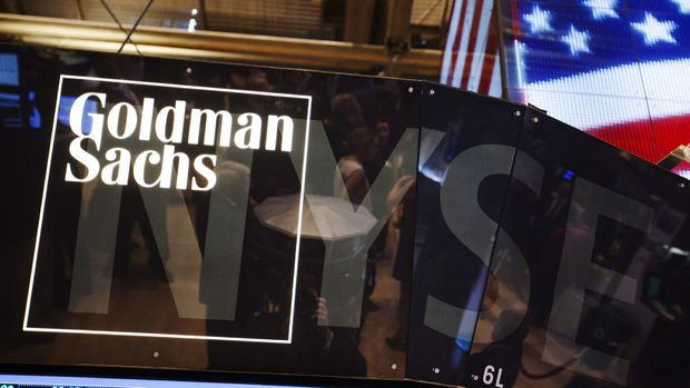 """Goldman hisse yatırımcılarına """"nakdi artır"""" tavsiyesinde bulundu"""