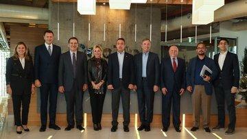 """İş dünyası liderleri """"Türkiye'nin En İyi Yönetilen Şirket..."""