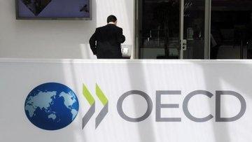 OECD Türkiye'nin 2018 enflasyon ve büyüme beklentisini yü...
