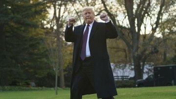 Trump petrol fiyatları için Suudi Arabistan'a teşekkür etti