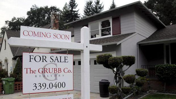 ABD'de 2. el konut satışları beklenenden fazla arttı