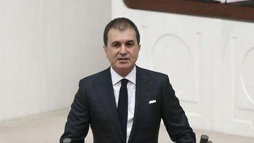 AK Parti sözcüsü Ömer Çelik gündeme ilişkin açıklamalarda...