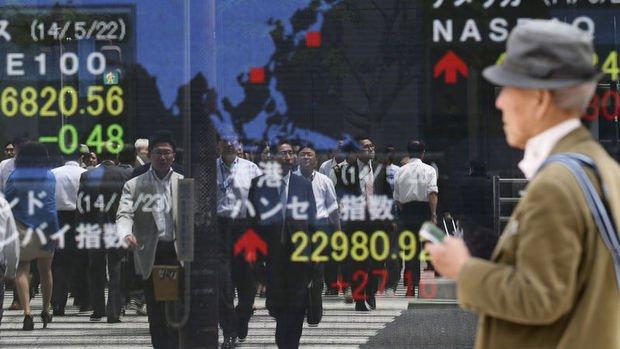 Asya hisse senetleri karışık seyrediyor