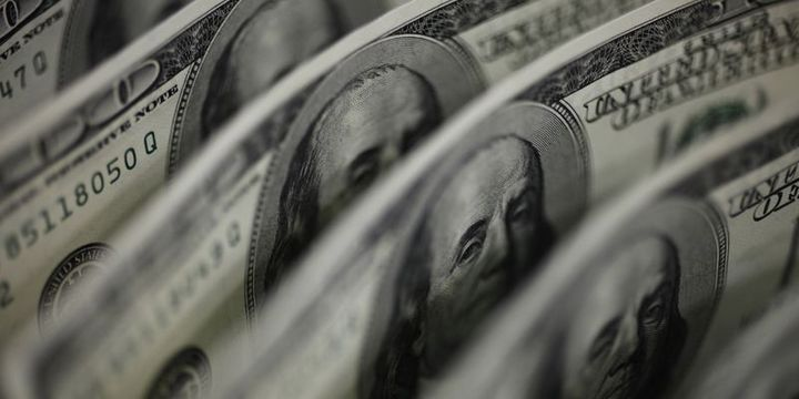 Yurt içi yerleşiklerin döviz mevduatı 900 milyon dolar arttı