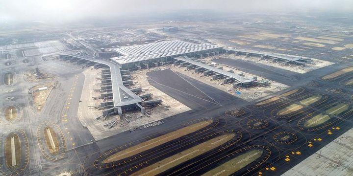 SOCAR Türkiye, İstanbul Havalimanı