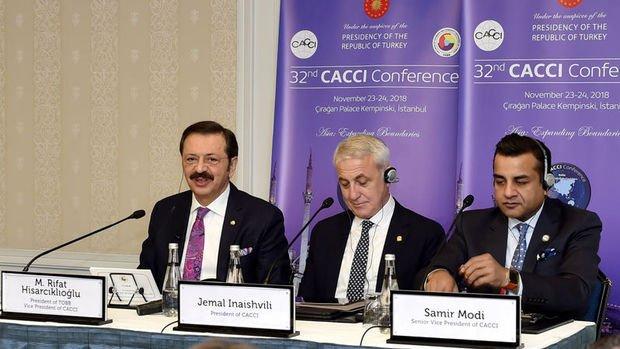 """TOBB/Hisarcıklıoğlu: """"Ticaret savaşından en büyük zararı gelişen ülkeler görüyor"""