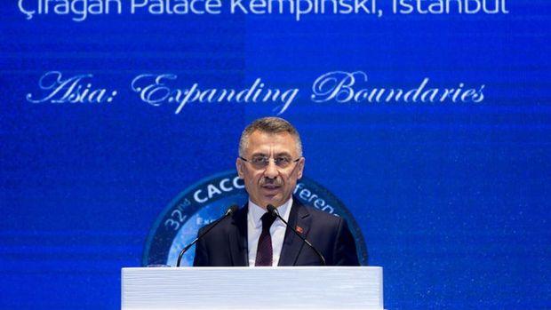 Oktay: Türkiye, küresel ekonomik aktörlerin güvenini sağlayacak sağlam bir duruş sergilemektedir