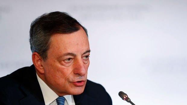 Draghi: Ekonomik veriler beklenenden daha zayıf
