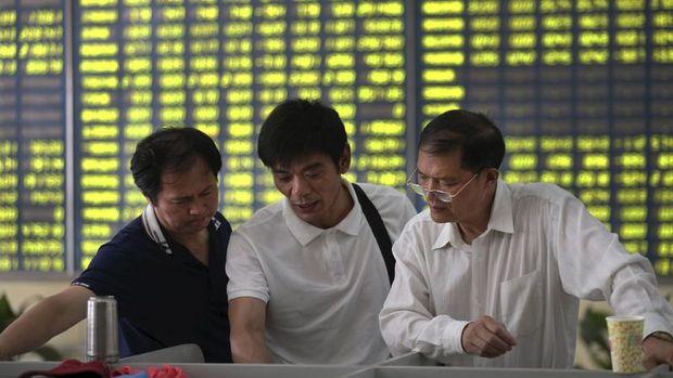 Asya hisse senetleri 'gümrük vergisi' görüşmeleriyle karışık seyretti