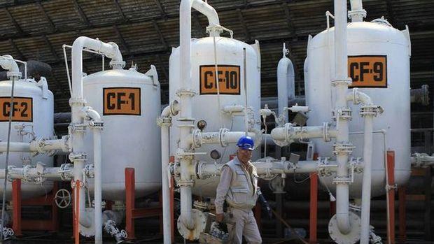 LPG ithalatı Eylül'de azaldı
