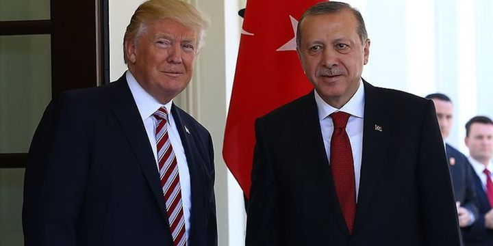 Trump, Cumhurbaşkanı Erdoğan ile görüşecek, Prens Selman ile görüşmeyecek