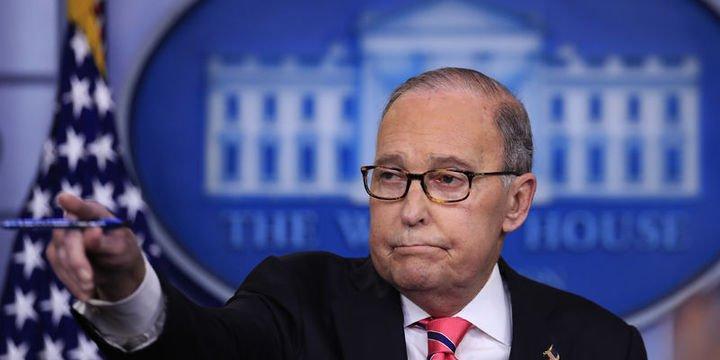 Kudlow: Trump Şi ile anlaşamazsa tarifelere devam edecek
