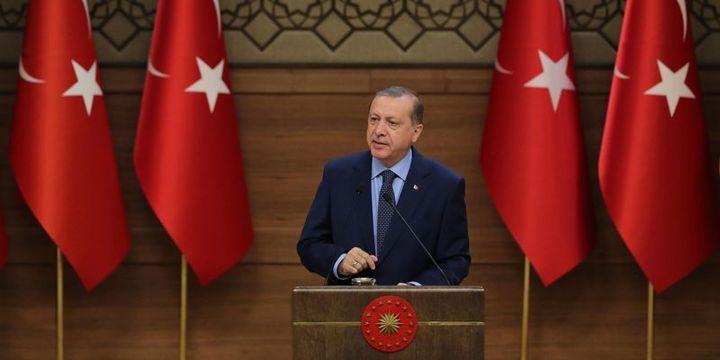 Erdoğan: Milli paralarla ticaret yapmaktan başka çaremiz yok