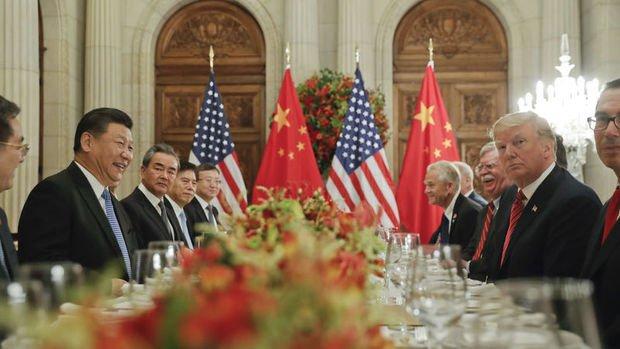 ABD - Çin ticaret savaşlarında 90 günlük ateşkes