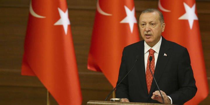 Erdoğan: (Yerel seçim) İstanbul
