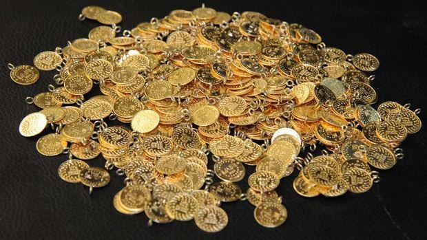 Kapalıçarşı'da altın fiyatları (05.12.2018)