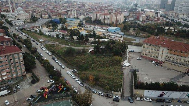 Üsküdar'daki arazi 550 milyon liraya İGDAŞ'ın oldu