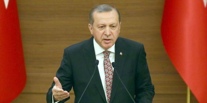 Erdoğan, AK Parti