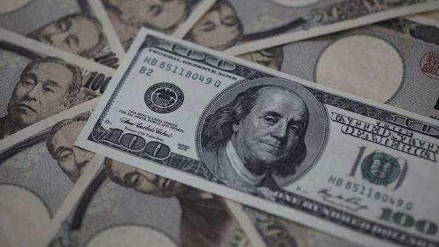 Dolar risk iştahının azalmasıyla yen karşısında zayıfladı