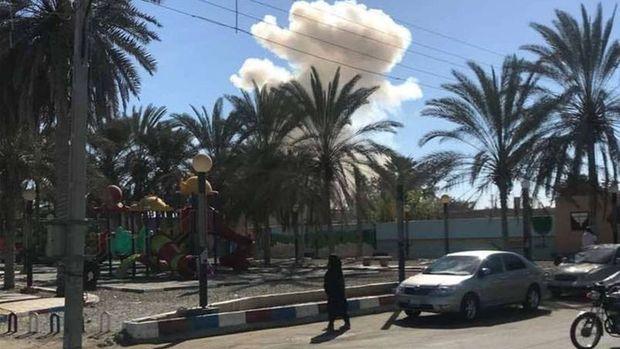 İran'da bombalı saldırı