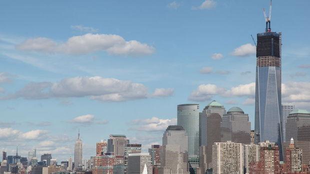 ABD'de hizmet PMI Kasım'da 54.7 oldu