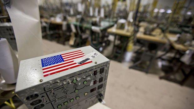 ABD'de fabrika siparişleri 4 ayda 3. kez düştü