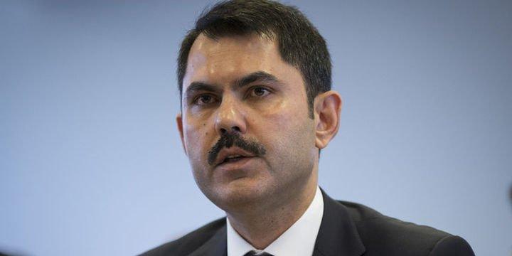 Bakan Kurum imar barışı için başvuran kişi sayısını açıkladı