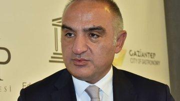 Turizm Bakanı Ersoy: Yeni hedef turizm gelirlerinde dünya...